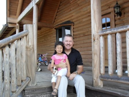 Father's Day and Life on the Farm